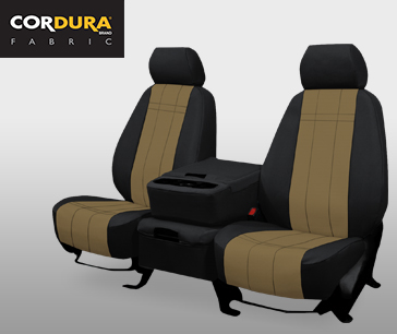 Cordura Waterproof Seat Covers Made For Maximum Protection